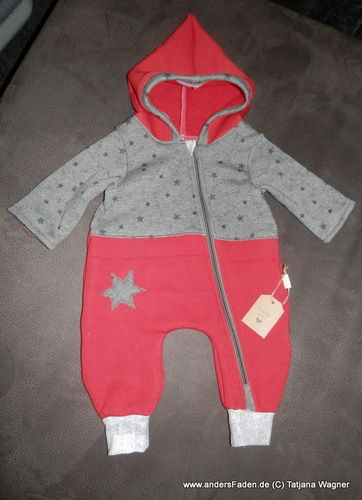 Baby Overall GR. 50-62